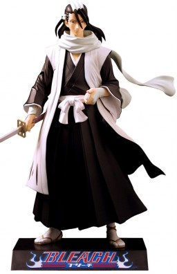 главная фотография Bleach Action Figure Series 3 Kuchiki Byakuya