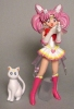 фотография HGIF Sailor Moon World 4: Artemis & Super Sailor Chibi-Moon