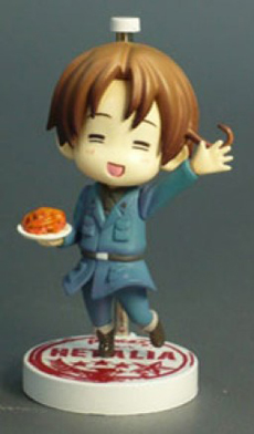 главная фотография One Coin Grande Figure Collection Hetalia: Northern Italy Pasta Ver.