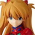 Fraulein Revoltech 021 Shikinami Asuka Langley Plug Suit Evangelion New Theatrical Ver.