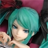 Miku Hatsune World is Mine Natural Frame Ver.