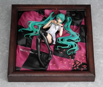 главная фотография Miku Hatsune World is Mine Brown Frame Ver.