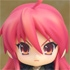 Nendoroid Shana Burning Hair and Eyes Ver
