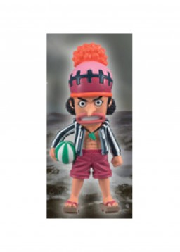 главная фотография One Piece World Collectable Figure ~Strong World~ ver.6: Usopp