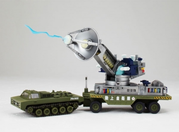 главная фотография SCI-FI Revoltech No.015 Maesa Monster Killing Beam Generator