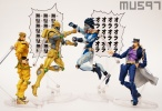фотография Super Action Statue Star Platinum Second