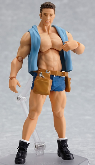 главная фотография figma Billy Herrington Christmas & New Year Ver