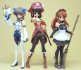 фотография Suzumiya Haruhi Super SOS Dan Group Heroine Collection ver.