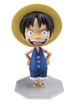 главная фотография P.O.P Mugiwara Theater Limited Monkey D. Luffy Sabaody ver.
