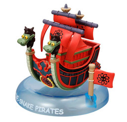 главная фотография OP Wobbline Pirate Ships Collection: Kuja Pirates Ship