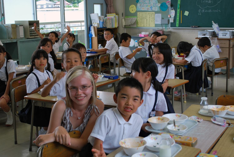 contrast primary school
