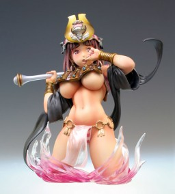 главная фотография Queen's Blade Chozo Collection Vol.2: Menace 2P Color