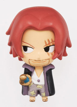 главная фотография Red-Haired Shanks Chara Fortune - Marine Ford Ver.