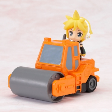 главная фотография Nendoroid Plus Vocaloid Pull-back Cars Len