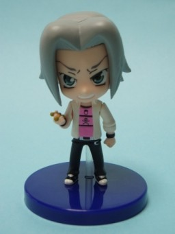 главная фотография Deformed Hitman Reborn!  #1: Gokudera Hayato (a)