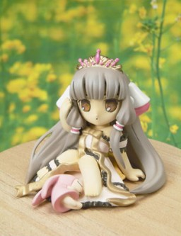 главная фотография Clamp In 3-D Land Series 1: Chii