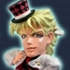 Jojo's Bizarre Adventure Part 2 Mini: Caesar Zeppeli B