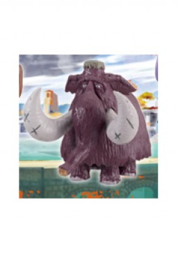 главная фотография One Piece World Collectable Figure ~Strong World~ ver.4: Mammoth Dense
