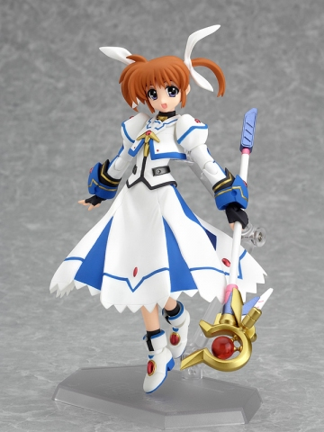 главная фотография figma Nanoha Takamachi The MOVIE 1st Ver