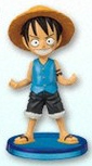 главная фотография One Piece World Collectable Figure vol. 5: Monkey D. Luffy