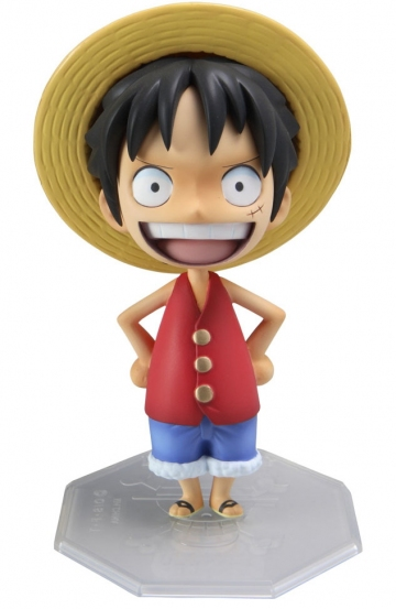 главная фотография Excellent Model One Piece Theater Straw Monkey D. Luffy
