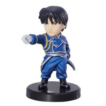 главная фотография Fullmetal Alchemist Rensei Figure Collection: Roy Mustang