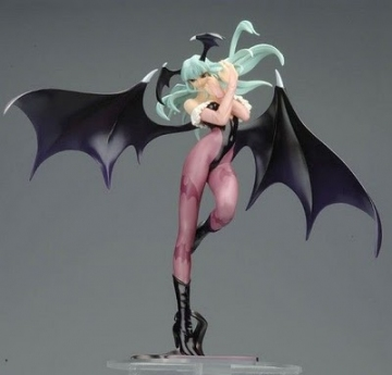 главная фотография Capcom Girls Collection Morrigan Aensland