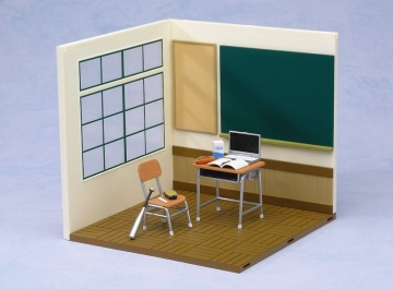 главная фотография Nendoroid Playset  #01: School Life Set A (Window Side)