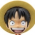 Excellent Model One Piece Theater Straw Monkey D. Luffy