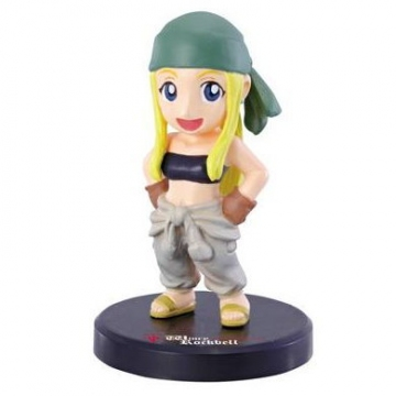 главная фотография Fullmetal Alchemist Rensei Figure Collection: Winry Rockbell