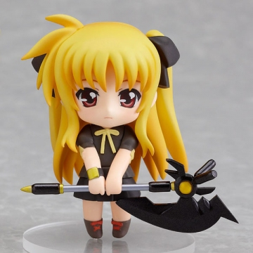 главная фотография Nendoroid Petite: Mahou Shoujo Lyrical Nanoha The MOVIE 1st: Fate Testarossa (Casual ver.)