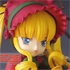 Shinku Sitting in Box
