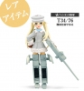 фотография Mecha-Musume 3 Re-Paint: T 34/76 Ver. 1 (Rare figure)