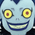Great Eastern Death Nore Plushies: Ryuk
