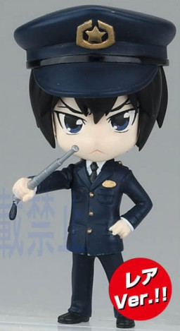 главная фотография Deformed Hitman Reborn! #3: Hibari Kyouya (b)