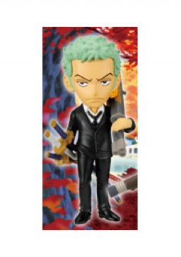 главная фотография One Piece World Collectable Figure ~Strong World~ ver.4: Roronoa Zoro