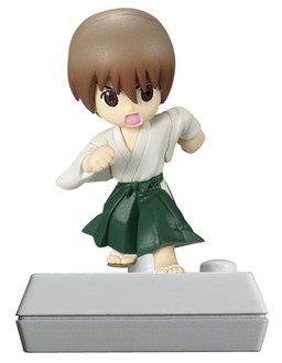 главная фотография Gintama Chibi Voice I-doll 3: Okita Sougo
