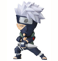 главная фотография Anime Heroes Naruto Shippuuden Mini Big Head: Hatake Kakashi