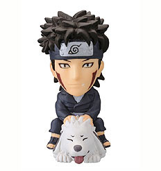 главная фотография Anime Heroes Naruto Shippuuden Mini Big Head: Inuzuka Kiba
