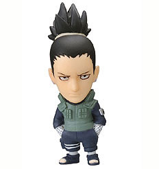 главная фотография Anime Heroes Naruto Shippuuden Mini Big Head: Nara Shikamaru