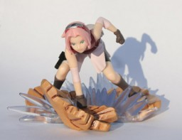 главная фотография Naruto Ultimate collection 3: Haruno Sakura