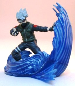 главная фотография Bandai Naruto Real Collection 2: Hatake Kakashi