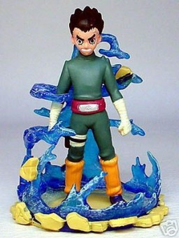 главная фотография Bandai Naruto Real Collection 2: Rock Lee