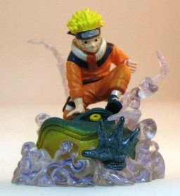 главная фотография Bandai Naruto Real Collection 2: Uzumaki Naruto