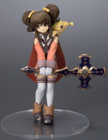 главная фотография Tales of the Abyss One Coin Grande Figure Collection: Anise Tatlin