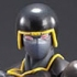 Super Action Statue Kinnikuman Warsman 1P (Gray)