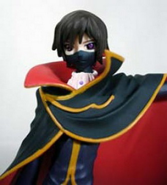 главная фотография Code Geass Figure Meister:  Lelouch Lamperouge Second Ver.