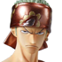 Portrait Of Pirates Strong Edition Roronoa Zoro LAWSON Limited Color