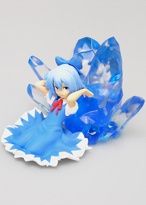 главная фотография Touhou Gakkaranbu Trading Figure Collection: Cirno