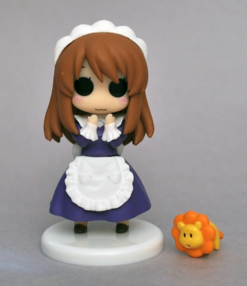 главная фотография Toy's works Collection 2.5: The Melancholy of Haruhi-chan & Nyoron Churuya-san: Mikuru Secret Ver.